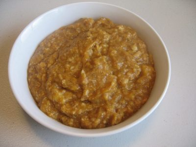 IMG 47411 400x300 Orange Foods   Pumpkin Oats
