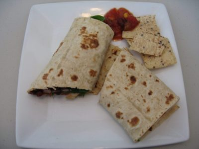 IMG 5310 400x300 Bean Wrap and More Answers