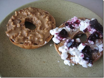 IMG 6788 thumb Cottage Cheese Bagel