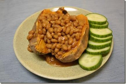 IMG 7809 thumb Beans and Sweet Potatoes