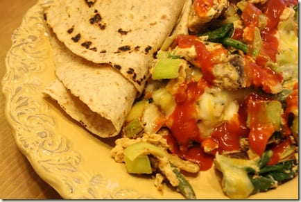 IMG 2684 thumb Mexican Meatless Monday – Black Bean Quesadillas