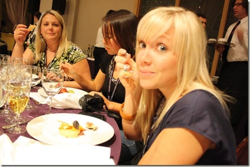 IMG 3550 thumb Foodbuzz Gala Dinner