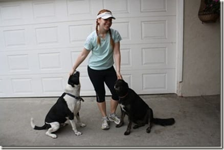 before run with dogs thumb 2010 Highs and Lows