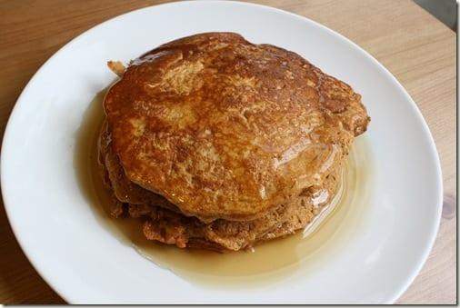 IMG 7919 thumb Sweet Potato Protein Pancakes