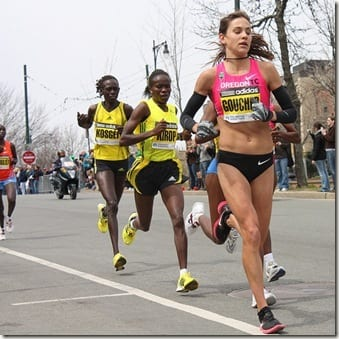 Kara Goucher rocks thumb Dealing With A Bad Race