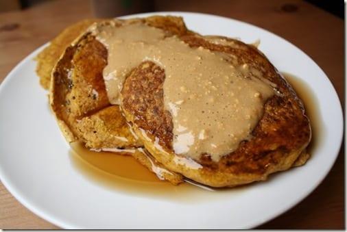 IMG 0282 1024x683 thumb Quick Pancakes