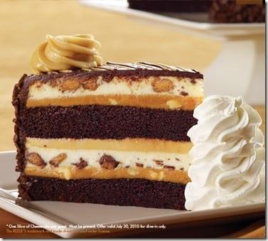 Reeses Cheesecake thumb Baking Fail