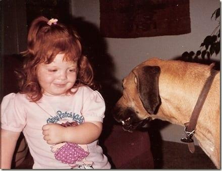 BIG DOG thumb Blonde Moment