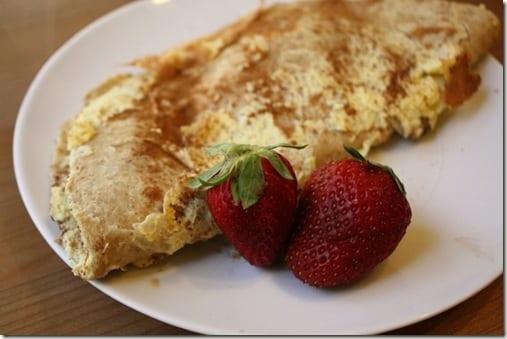 IMG 9173 800x533 thumb French Tortilla Breakfast