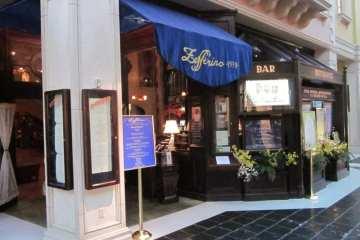 Zeffirino Italian in Las Vegas