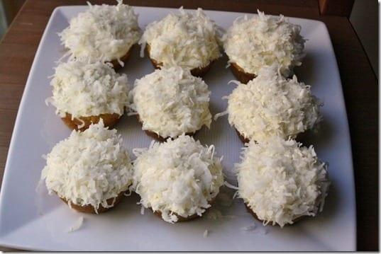 IMG 5051 800x533 thumb Stevia Sweetened Almond Cupcakes