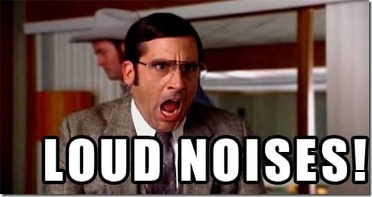 loud noises thumb Loud MoFo