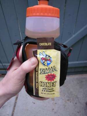 Chocolate Honey Stinger