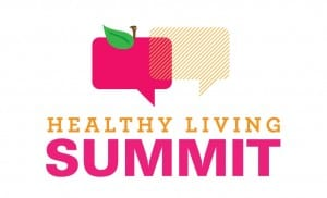 healthy living summit logo Press