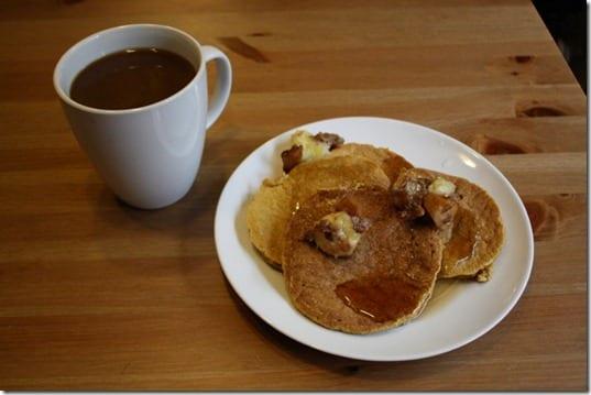 IMG 0099 800x533 thumb Messy Pancake Sunday