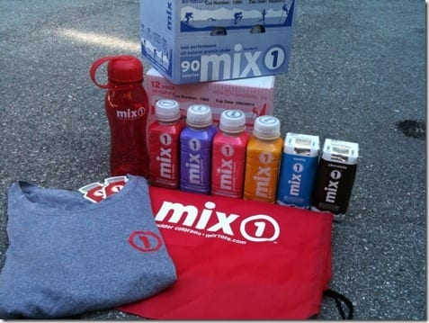 mix 1 prize pack thumb Pile on the Miles Day One and Early Morning
