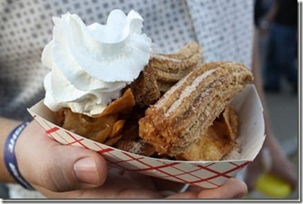 fried butter thumb Triple Tangent Tuesday Signature Dish