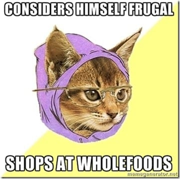 hipster kitty thumb Running to Whole Foods for Tofu