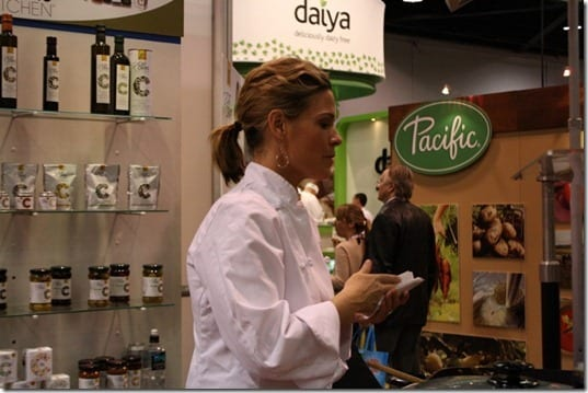IMG 7226 800x533 thumb Natural Products Expo West 2012