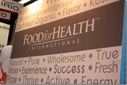 IMG 7331 800x533 thumb Natural Products Expo West 2012