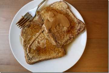 Protein Packed French Toast Recipe