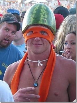 watermelon hat thumb Fun Friday–Watermelon Head