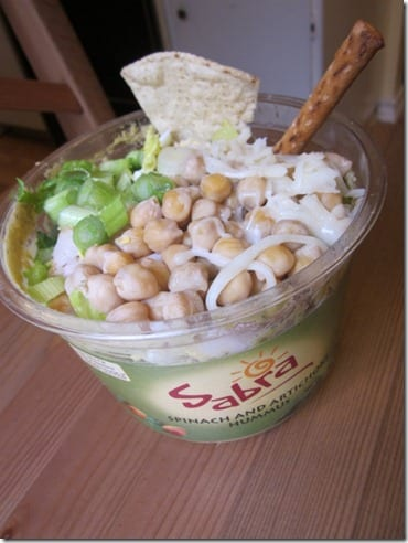 IMG 1438 600x800 thumb Salad in a Sabra Container