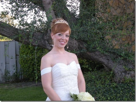 wedding dress with sleeves thumb Married 3 Years…