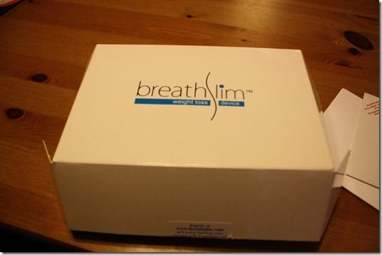 IMG 7710 800x533 thumb Weight Loss Wednesday–Breath Slim Review