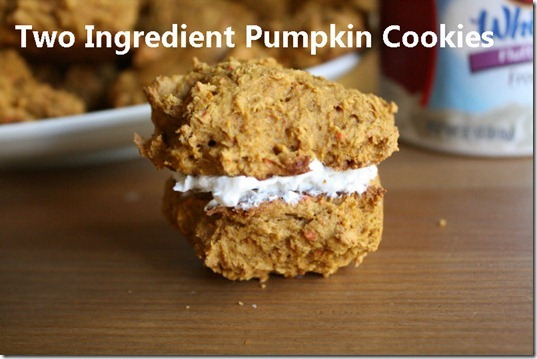 pumpkin cookies recipe thumb Pumpkin Cookie Recipe