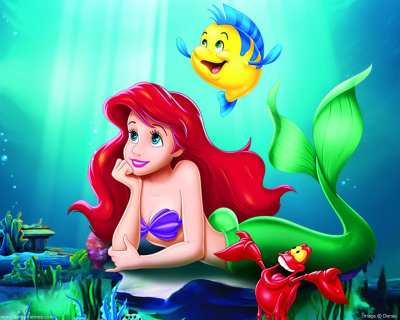 ariel 400x320 RunDisney–Make an Ariel Running Costume
