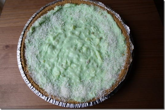 IMG 1619 800x533 thumb Pistachio Pudding Pie Recipe