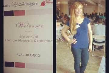 Silent Saturday–Latina Bloggers Conference and Run
