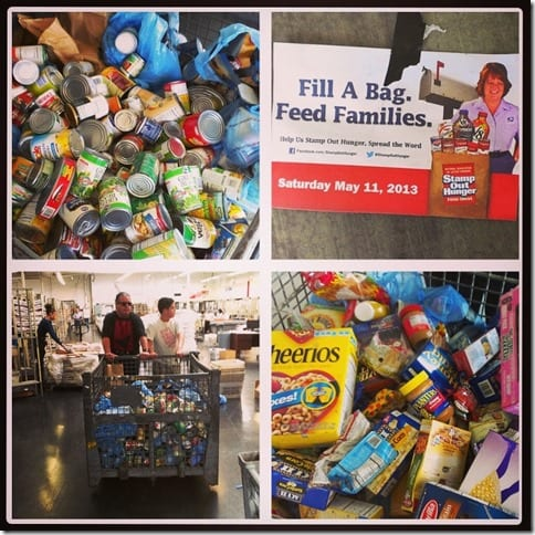 IMG 20130511 162403 800x800 thumb Silent Saturday #StampOutHunger