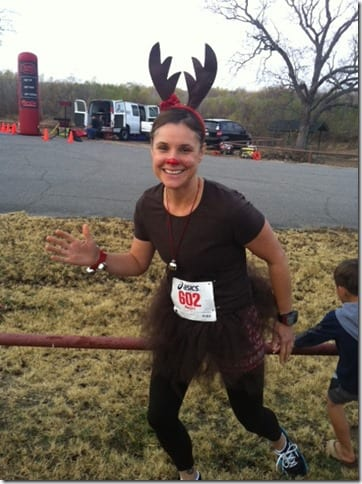 melanie running rudolph 478x640 thumb Running Fashion Don'ts   Brooks Running Gear Makeover
