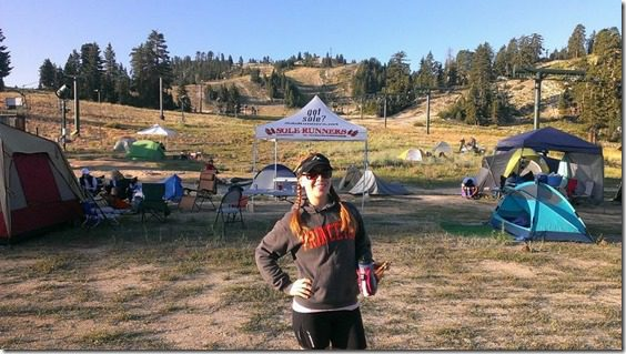 snow valley xterra half marathon morning 800x450 thumb Xterra Snow Valley Trail 21K Race Recap