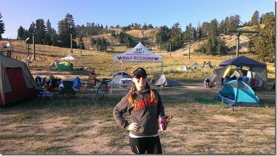 snow valley xterra half marathon morning 800x450 thumb Xterra Snow Valley Trail 21K Race Recap