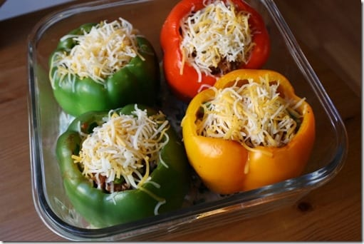 IMG 2884 800x533 thumb Salsa Stuffed Peppers Recipe
