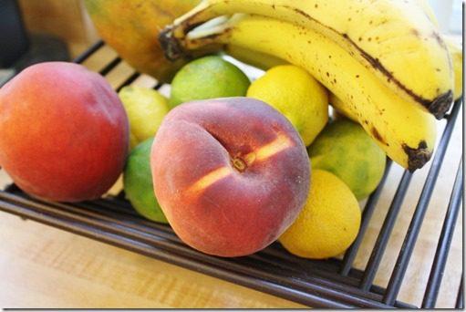 IMG 3096 800x533 thumb Skinny Peach Crisp for One