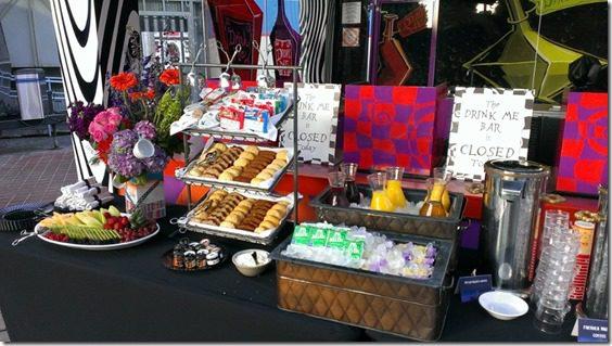 run disney food spread meet up 800x450 thumb Disneyland Half Marathon Tweet Up Meet Up