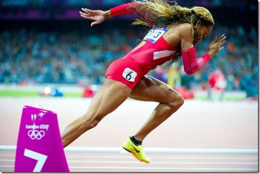 Sanya Richards Ross olympics thumb Olympic Gold Medalist Sanya Richards Ross Tips on How to Get Faster