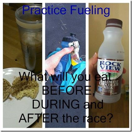 focus on fueling strategy thumb Marathon Training– What's Your Fueling Plan?