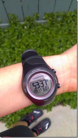 6 mile run 287x510 thumb Marathon Taper Tips Tuesday