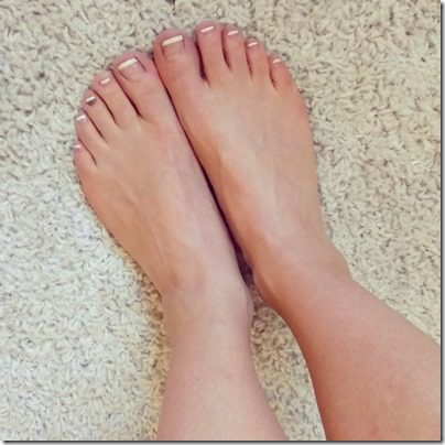 kiss your toe nails goodbye 800x800 thumb 10 Things To Do Before Your Race