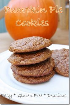 pumpkin pie cookies thumb1 October Highlights