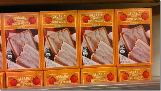 trader joes organic pop tarts pumpkin 800x450 thumb Trader Joe's Must Haves for Fall