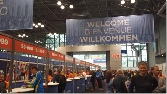 new york city marathon race expo 800x450 thumb New York City Marathon Expo