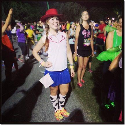 IMG 20131109 204440 800x800 thumb A Year of Running Recap   Running 13 Half Marathons in 2013 and Failing, Kinda