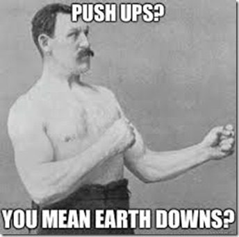 earth downs thumb 25 Days of Fitness–Day 9