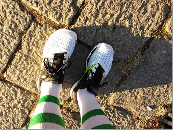 run in china mizunos shoes and procompression 800x600 thumb Scenes from my Shanghai RUN!